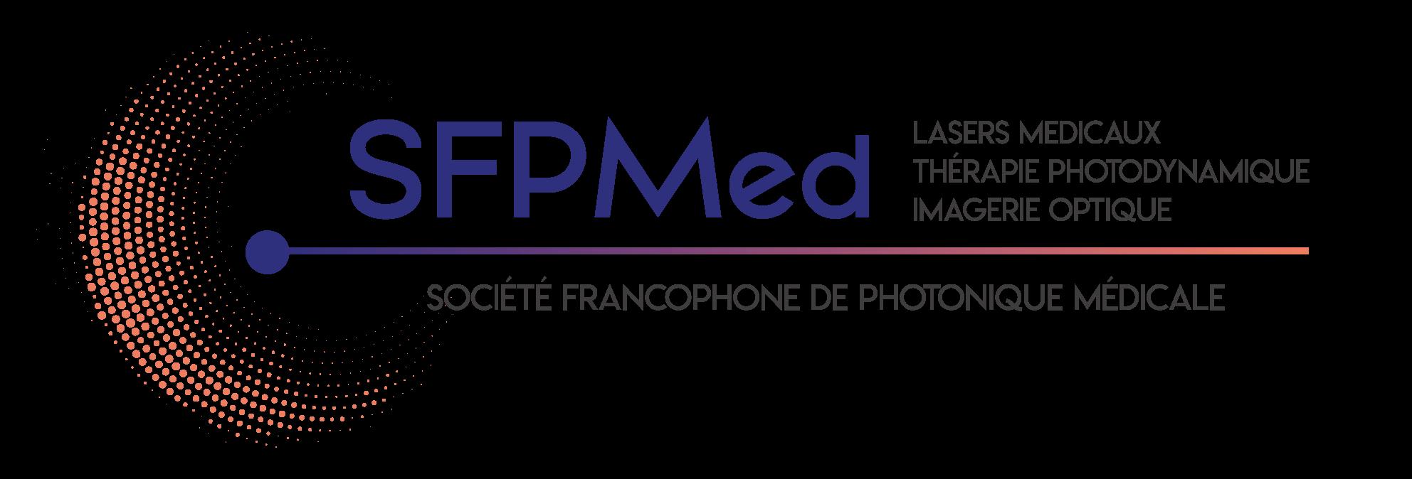 Logo couleur sfpmed, sfp med, SFPMED
